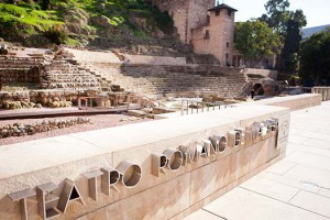 Romeins theater Malaga – Teatro Romano