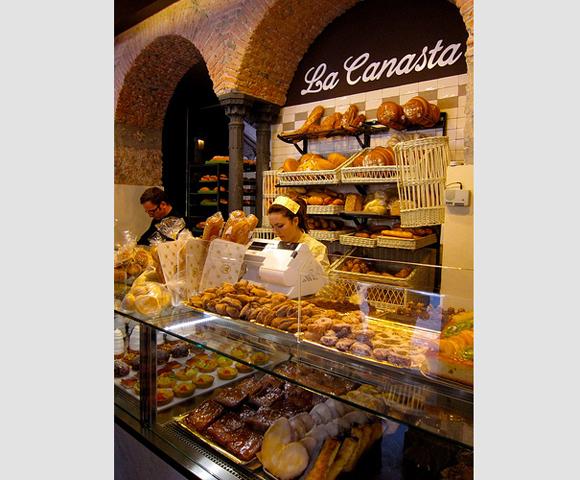 La Canasta – ontbijt bij de bakker