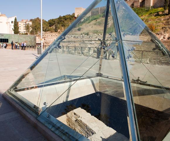 Geschiedenis Málaga - vakantie