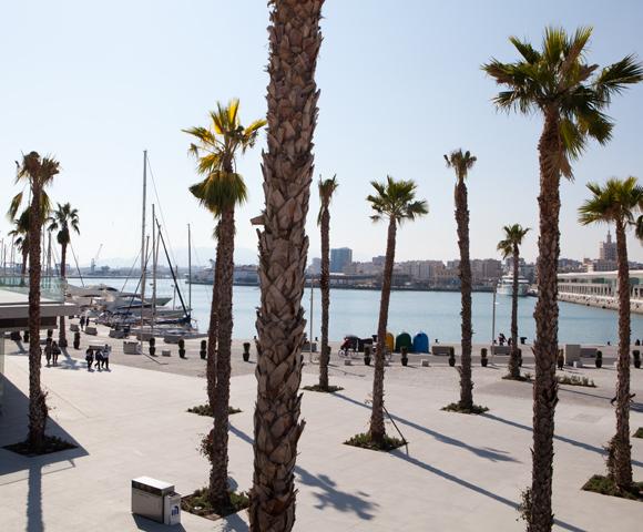Geschiedenis Malaga - Vakantie