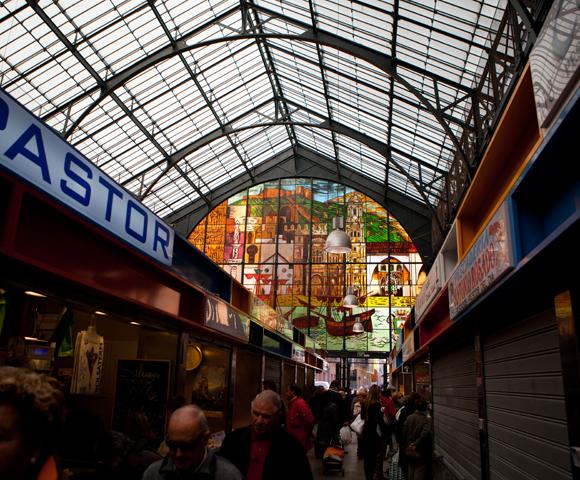 Markt Málaga - overdekte markt in Málaga
