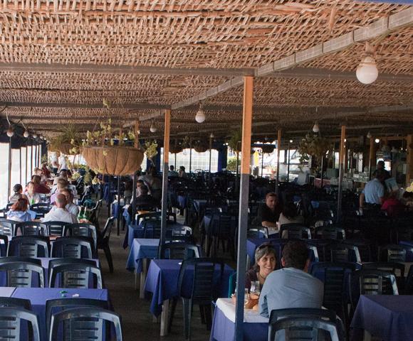 Visrestaurant Málaga – El Tintero