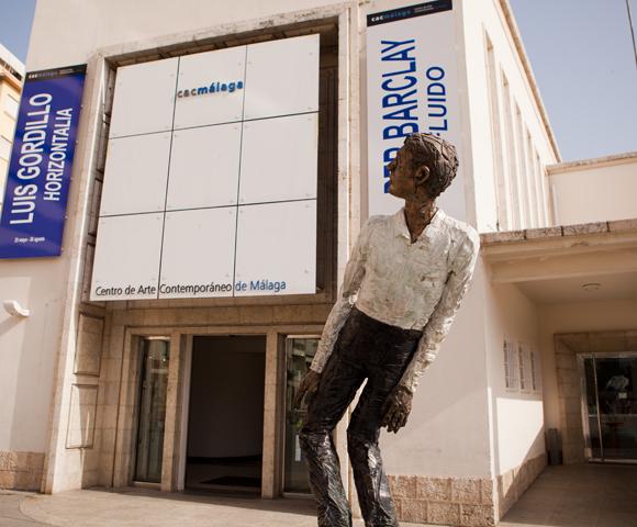 Malaga CAC museum