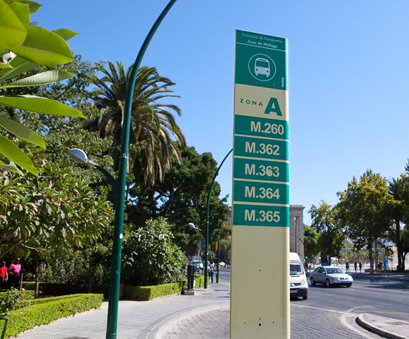 Malaga streekvervoer