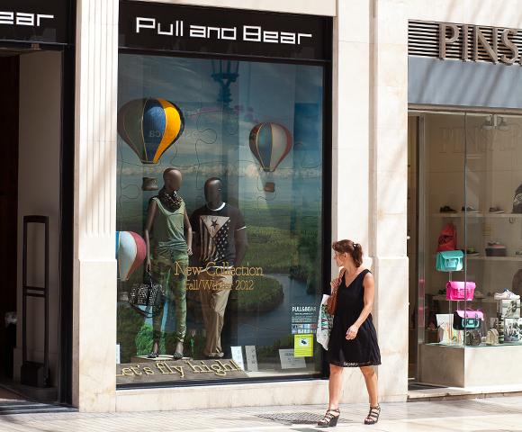 Winkels Málaga