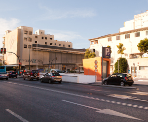 Parkeergarage Alcazaba Málaga