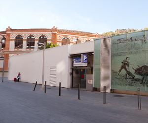 Parkeren in Málaga