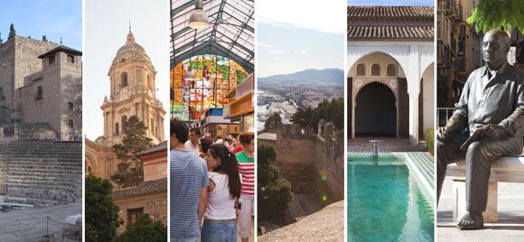 Málaga bezienswaardigheden top 5