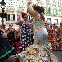 Málaga activiteiten 2013
