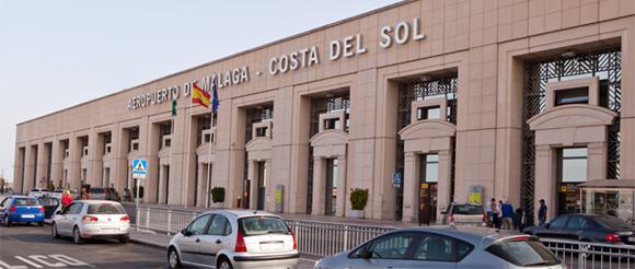 Malaga airport – vliegveld Malaga