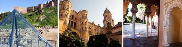 Malaga bezienswaardigheden - vakantie