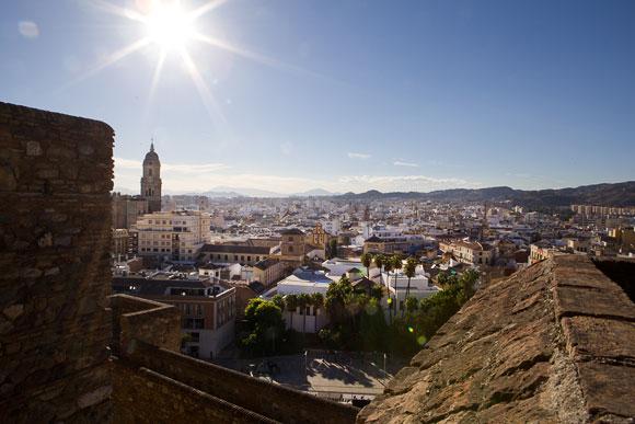 Alcazaba Malaga vakantie