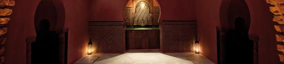 Arabische baden Málaga
