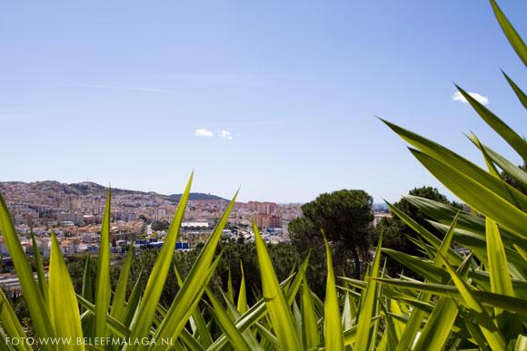 Botanische tuin Malaga - vakantie