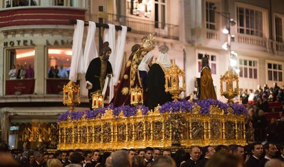 Programma Semana Santa Málaga