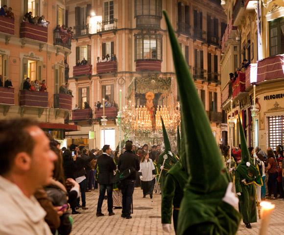 Programma Semana Santa Málaga 2014 – handig overzicht