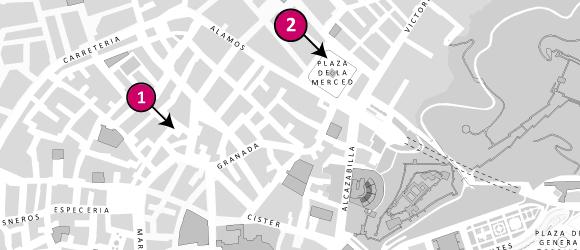 Uitgaan in Malaga - Hier begint het!