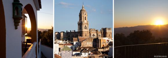 bed and breakfast Malaga vakantie Spanje