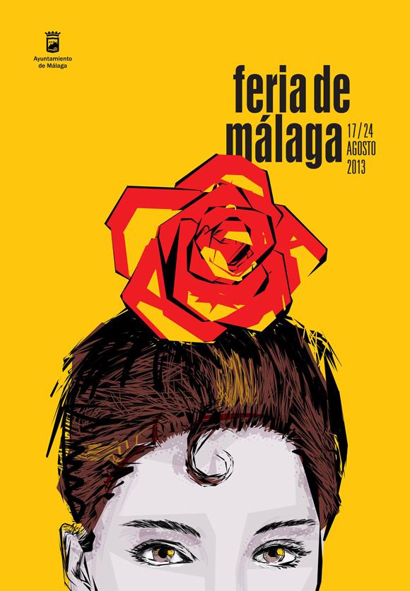 Aankondiging Feria de Málaga 2013