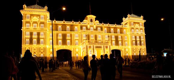 Feria terrein - vakantie Malaga