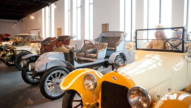 must see Automobile and fashion museum malaga