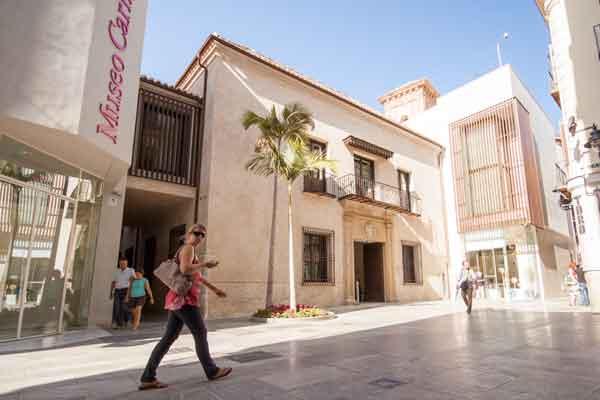 Carmen Thyssen museum Málaga
