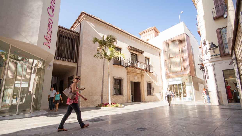 Carmen Thyssen Museum Malaga Kunst Uit Andalusi 235