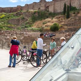 Fietsen Malaga - fietstour stad