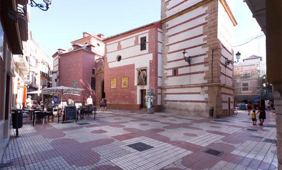 Plaza de los Martires Malaga