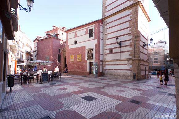 Ontdek de verrassingen rondom Plaza de los Martires