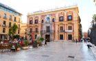 Plaza del Obispo Malaga