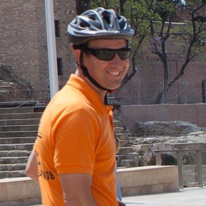 Beleef Málaga met… José Reig – Segway Malaga