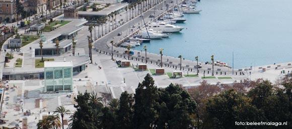 Opening Centre Pompidou Málaga in 2015