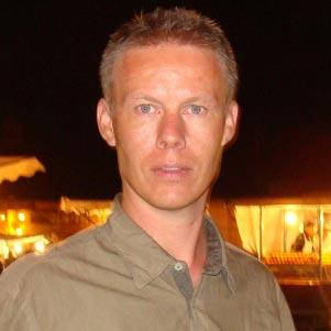 Beleef Málaga met… Steffen Hansen