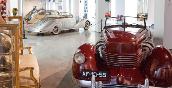 Automuseum Malaga - vakantie Malaga