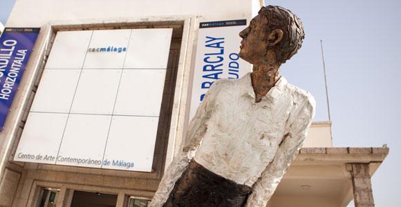 Museum voor hedendaagse kunst Malaga