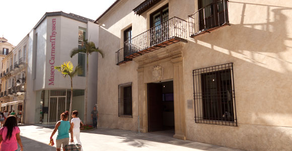 Museum Carmen Thyssen Malaga - musea malaga
