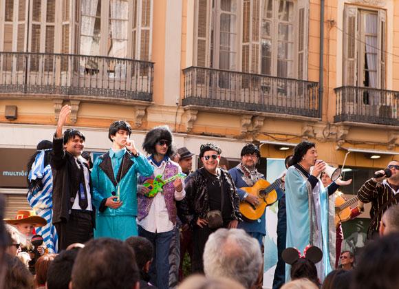 Carnaval Málaga