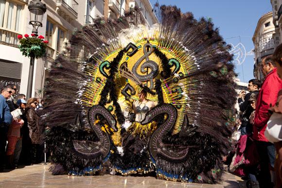 Malaga carnaval - reisgids Malaga