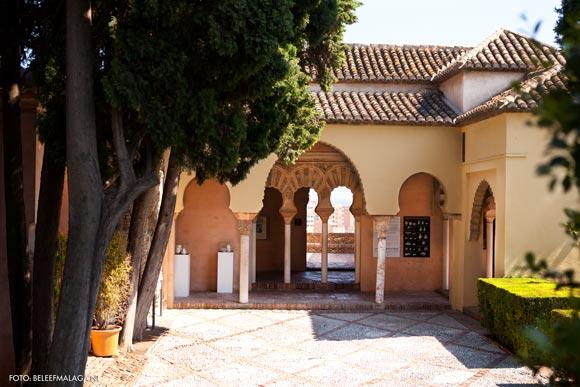 Alcazaba Malaga - vakantie reisgids