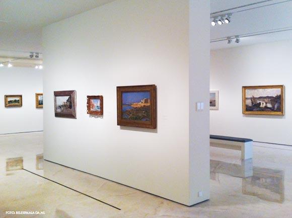 Carmen Thyssen museum malaga -vakantie Malaga