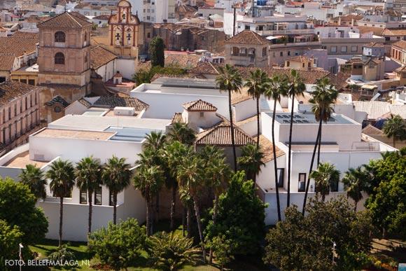 Picasso museum Malaga - vakantie Malaga