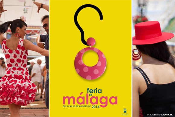 Feria Malaga 2014 - vakantie Malaga