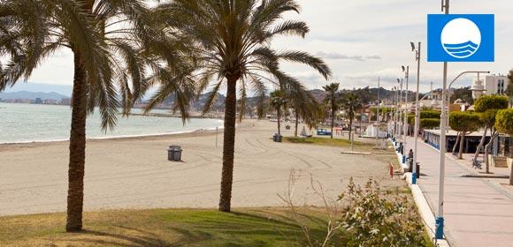 Stranden Malaga - El Dedo