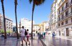 Zonnige stedentrip Málaga -vakantie