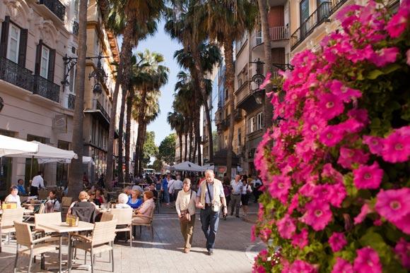 Zonnige stedentrip Spanje - Málaga