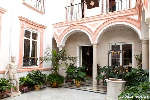 Malaga vakantie - Casa del Cardinal