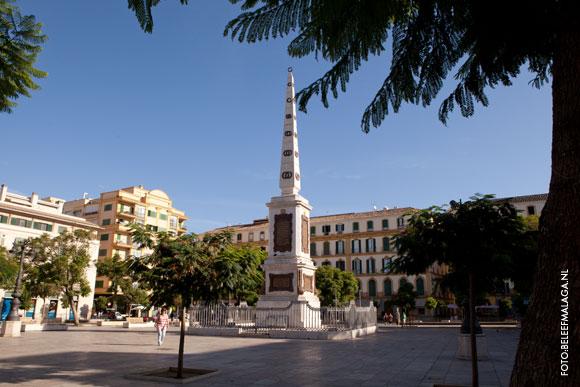 Málaga stadswandeling met gids