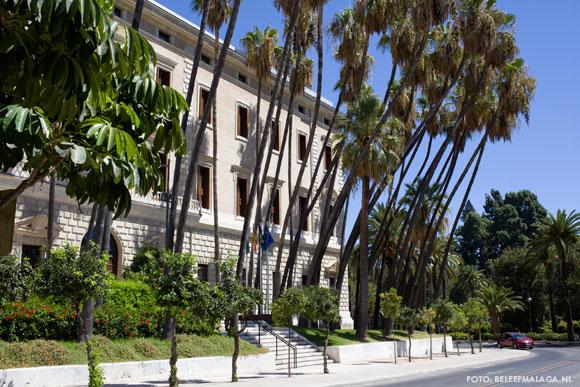 Málaga stad - Stadsmuseum Malaga