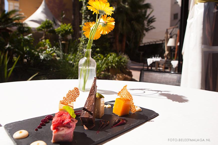 Restaurant Montana Málaga
